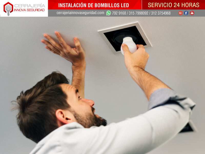 Cerrajeros a domicilio   luces led