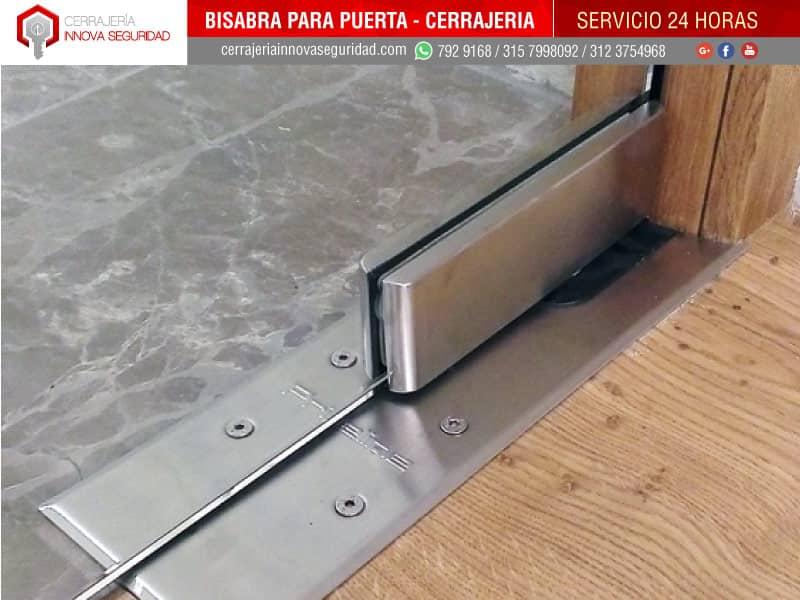 Instalaci n de bisagras de piso y pared para cierre y - Bisagras de vaiven ...