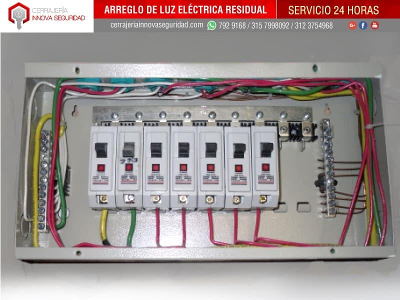 ELECTRICISTAS EN BOGOTA A DOMICLIO 24 HORAS