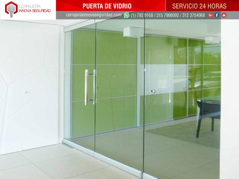 Instalaci n de puertas de seguridad mantenimiento puerta for Instalacion de puertas